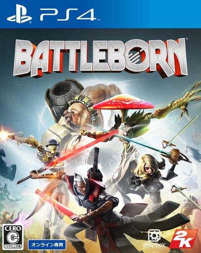 ps4battleborn