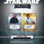 トレカ『TOPPS STAR WARS:EVOLUTION』最安値通販ランキング