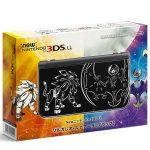 3DSLL本体『ソルガレオ・ルナアーラ ブラック』最安値通販ランキング