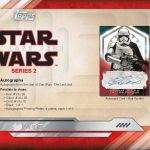TOPPS『2018 STAR WARS THE LAST JEDI SERIES 2』最安値通販ランキング